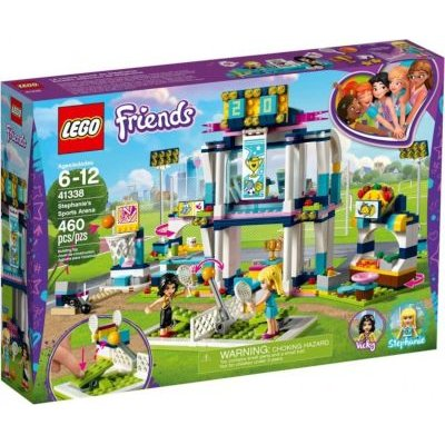 LEGO Friends - Stephanie's Sports Arena: