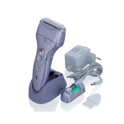 Mellerware Smooth Moves 2-in-1 Rechargeable Epilator / Shaver: