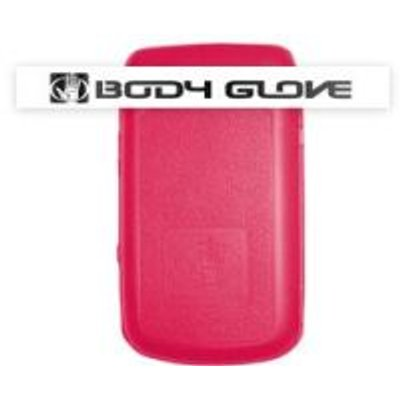 Body Glove Defender Soft Rubber Shell Case (IPhone 4G)(Pink):