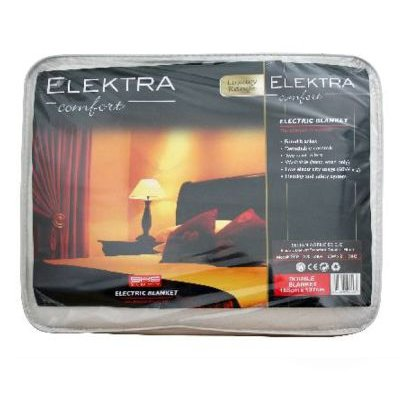 Elektra Electric Fitted Blanket (Double Bed):