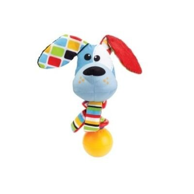 "Yookidoo ""Shake Me"" Rattle (Dog):"