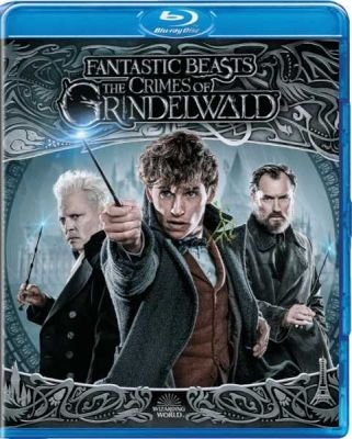 Fantastic Beasts 2: The Crimes Of Grindelwald (Blu-ray disc): Eddie Redmayne, Johnny Depp, Jude Law