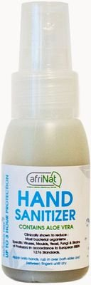 Afrinat Vibacsan Hand Sanitizer (100ml):