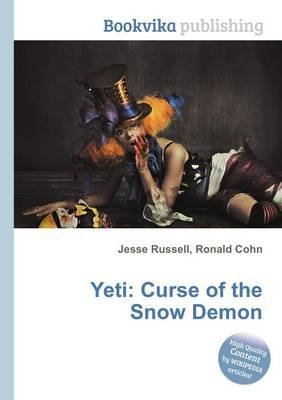 Yeti Curse Of The Snow Demon Paperback Jesse Russell Ronald