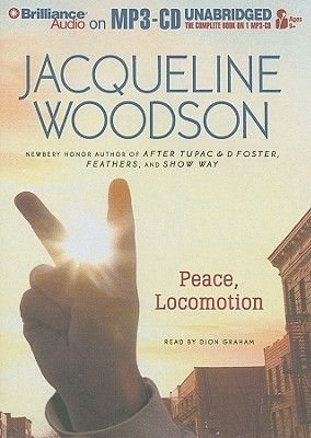 Peace, Locomotion (MP3 format, CD): Jacqueline Woodson
