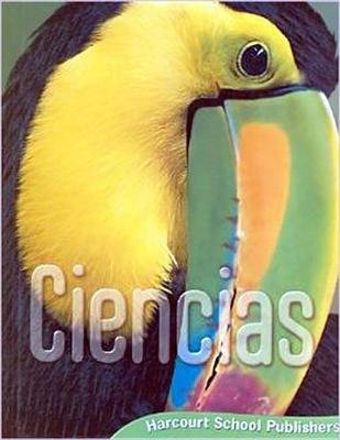 CA Visl Smmry &Inquiry Trnsp 4 Ciencia08 (English, Spanish, Book): HSP