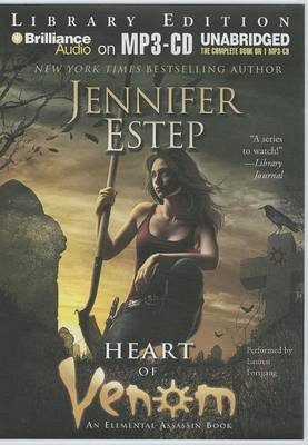 Heart of Venom (MP3 format, CD, Library): Jennifer Estep