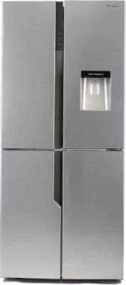 Hisense French-Door Refrigerator with Water Dispenser (600L)