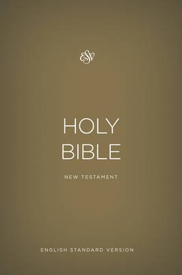 ESV Outreach New Testament (Paperback):