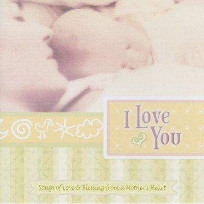 I Love You (Standard format, CD):