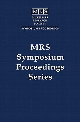 MRS Proceedings Chemical-Mechanical Planarization, Volume 867 (Hardcover, illustrated edition): E. C. Johns, A. Kumar, J. A...
