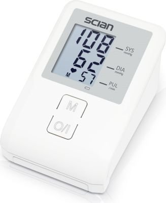 Scian Automatic Upper Arm Blood Pressure Monitor: