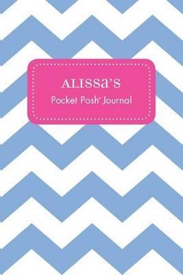 Alissa's Pocket Posh Journal, Chevron (Paperback): Andrews McMeel Publishing