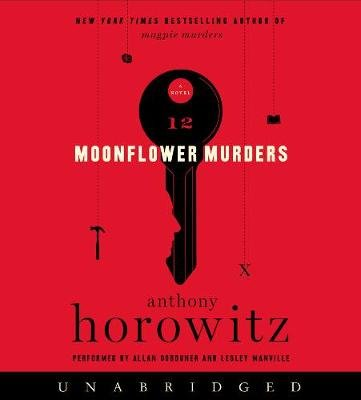 Moonflower Murders CD (Standard format, CD): Anthony Horowitz