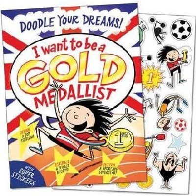 I Want To Be A Gold Medallist (Paperback): Beach
