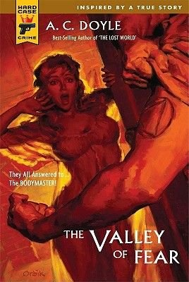 The Valley of Fear (Electronic book text): A.C Doyle