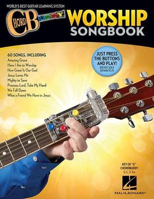 Chordbuddy Worship Songbook (Paperback): Travis Perry