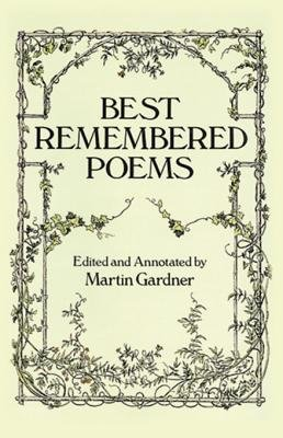 Best Remembered Poems (Electronic book text): Martin Gardner