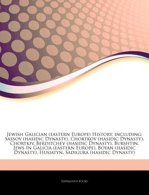 Articles on Jewish Galician (Eastern Europe) History