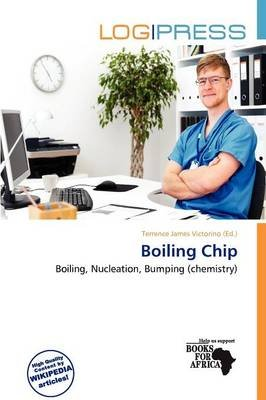 Boiling Chip (Paperback): Terrence James Victorino