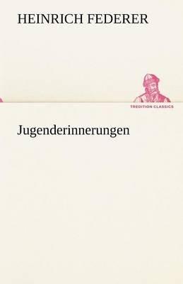 Jugenderinnerungen (German, Paperback): Heinrich Federer