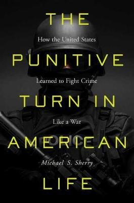 The Punitive Turn in American Life - How the United States Learned to Fight Crime Like a War (Hardcover): Michael S. Sherry