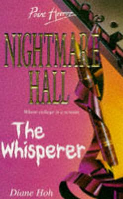 The Whisperer (Paperback): Diane Hoh