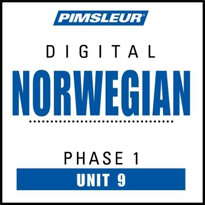 Pimsleur Norwegian Level 1 Lesson 9 MP3 - Learn to Speak and Understand Norwegian with Pimsleur Language Programs (Downloadable...