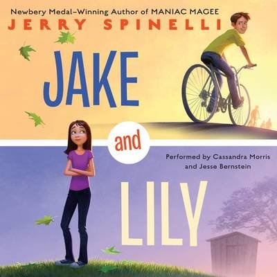 Jake and Lily (Downloadable audio file): Jerry Spinelli