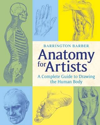 Barrington Barber Anantomy for Artists (Paperback, annotated edition): Barrington Barber