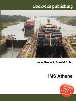 HMS Athene (Paperback): Jesse Russell, Ronald Cohn