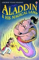 Aladdin and His Magical Lamp (Paperback): Katie Daynes