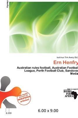 Ern Henfry (Paperback): Iustinus Tim Avery