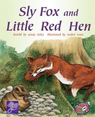 Sly Fox and Little Red Hen (Paperback, New edition): Jenny Giles