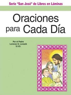 Oraciones Para Cada Dia 10pk (English, Spanish, Paperback): Catholic Book Publishing Co