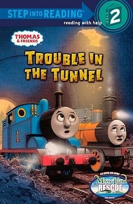 Trouble in the Tunnel (Hardcover, Turtleback Scho): Wilbert Vere Awdry