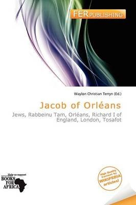 Jacob of Orl ANS (Paperback): Waylon Christian Terryn
