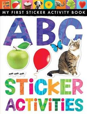 ABC Sticker Activities (Paperback): Tiger Tales