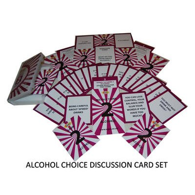 Alcohol (Cards): Sue A. Scott-Horne