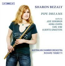 Various Artists - Sharon Bezaly: Pipe Dreams (CD): Jose Serebrier, Sharon Bezaly, Richard Tognetti, Australian Chamber...