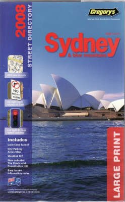 Sydney and Blue Mountains Street Directory (Paperback, 72nd Revised edition):