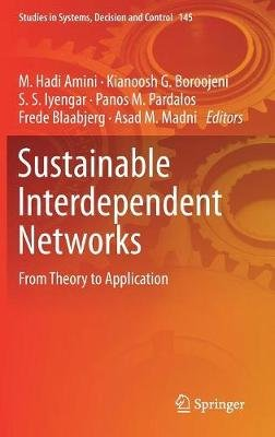 Sustainable Interdependent Networks - From Theory to Application (Hardcover, 1st ed. 2018): M. Hadi Amini, Kianoosh G....