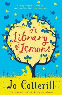 A Library of Lemons (Paperback): Jo Cotterill