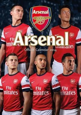 Official Arsenal 2014 Calendar (Calendar):