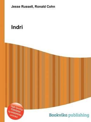 Indri (Paperback): Jesse Russell, Ronald Cohn