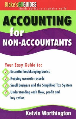 Accounting for Non-accountants (Paperback): Kelvin Worthington