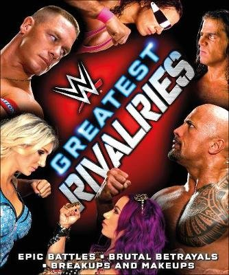 WWE Greatest Rivalries (Hardcover): Jake Black