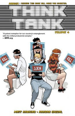 Think Tank Volume 4 (Paperback): Matt Hawkins