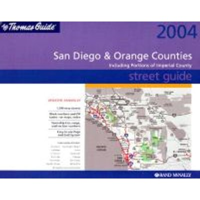 Free pdf thomas guide: los angeles orange counties (thomas guide st….