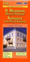 Kalamata (Sheet map):